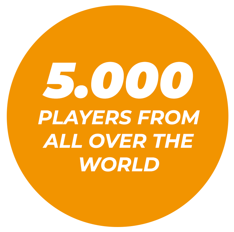 5000 PLAYERS